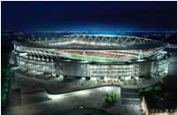Arsenal's new stadium.....