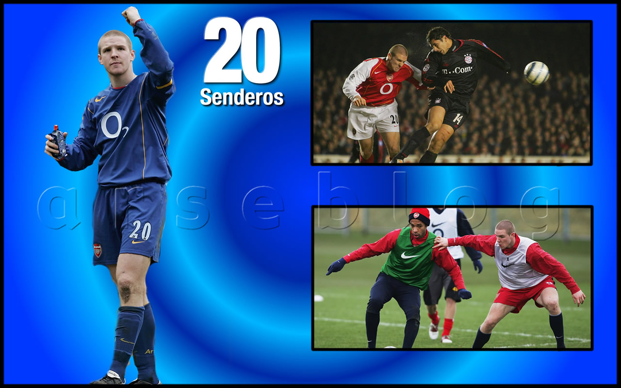 Philippe Senderos wallpaper