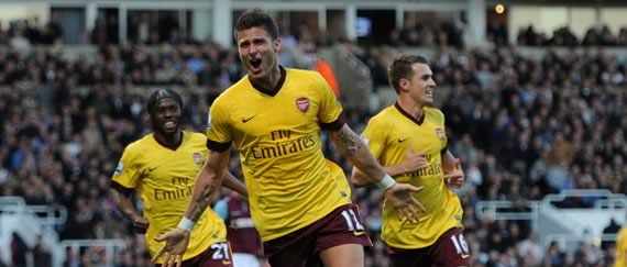 West Ham 1-3 Arsenal: difficult but deserved