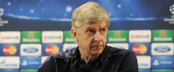 Bayern preview :: Wenger spot on in his press conference
